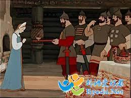 死公主和七勇士的故事