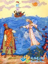沙皇萨尔坦的故事