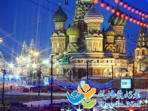 俄罗斯圣诞节