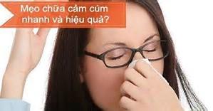 越南语笑话:感冒