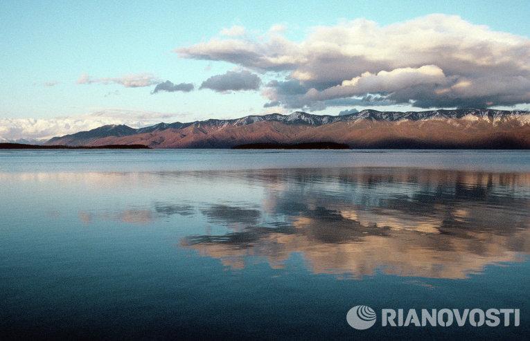 Славное море �C священный Байкал