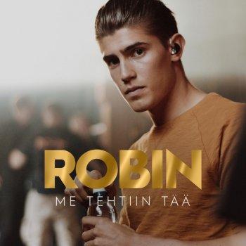 芬兰语歌曲Robin Me Tehtiin Tää
