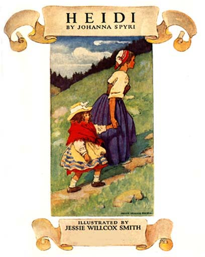 阿尔卑斯的少女海蒂