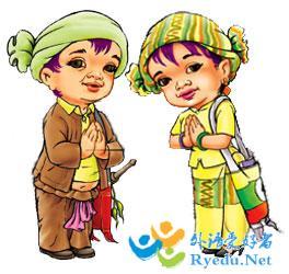 泰语你好_老挝语基本词语-外语爱好者网站