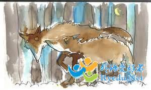 zwei kleine wölfe