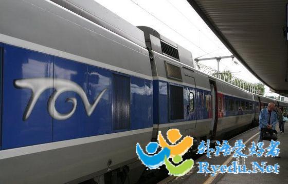 tgv高速列车