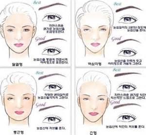 韩式画眉毛