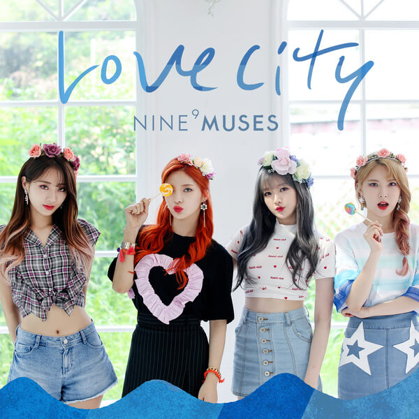 9 Muses Love City