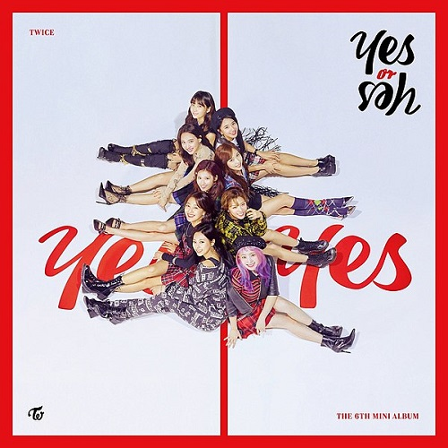 TWICE Yes or Yes歌词