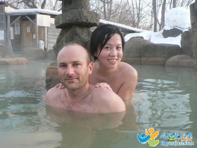日本公共浴室图片