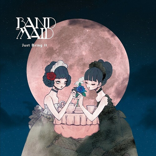 BAND-MAID Don't you tell ME