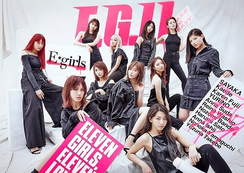 Show Time 歌�~ E-girls