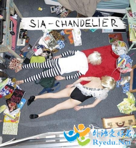 Sia �C Chandelier Lyrics