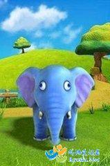 介绍大象的英语作文
