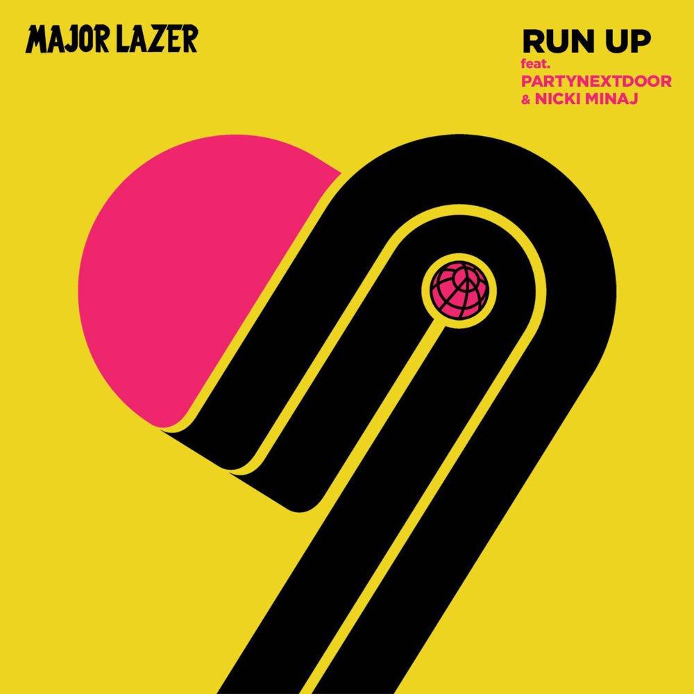 Major Lazer Run Up