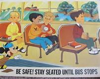 公交常用英文提示语