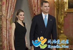 西班牙国王登基
